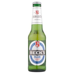Beck's Blue Alcohol Free Beer 275ml