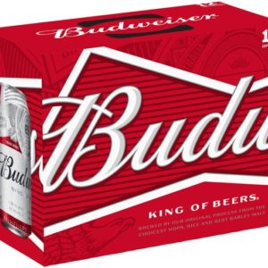Budweiser Beer 12x300ml