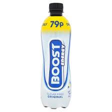 Boost Energy Original Sugar Free 500ml