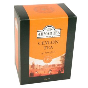 Ahmad Tea Ceylon Tea Loose Leaf 500g