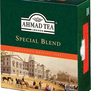 Ahmad Tea Special Blend 100 Tagged Tea Bags