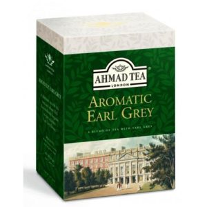 Ahmad Tea Aromatic Earl Grey Tea Loose Leaf 500g