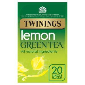 Twinings Lemon&Green Tea 40g