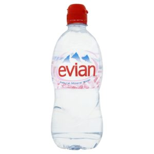 Evian Water 75cl