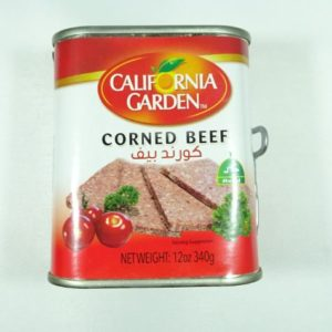 California Garden Corned Beef 340g