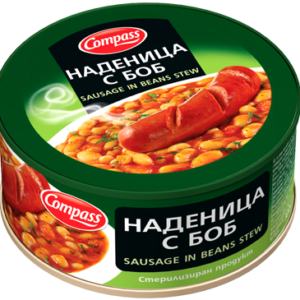 Compass Sausage in Beans Stew 300g