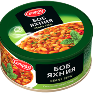 Compass Giant Beans in Tomato Sauce 300g