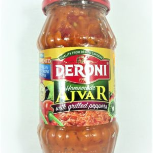 Deroni Ajvar with Grilled Peppers 510g