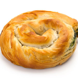 Cheese & Pepper Pastry