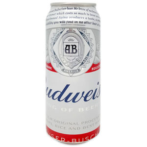 Budweiser Beer 500ml