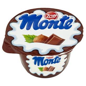 Zott Monte Milk Dessert with Chocolate and Nuts 150g