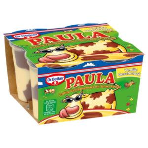 Dr.Oetker Paula Vanilie Pudding 4x125g