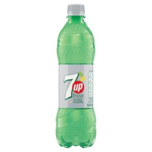 7up Free of Sugar 500ml