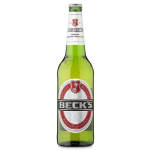 Beck's Beer 660ml