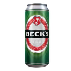 Beck's Beer 500ml