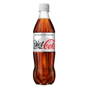 Coca Cola Diet Coke No Sugar No Calories 500ml