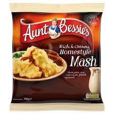 Aunt Bessies Homestyle Mash 700g