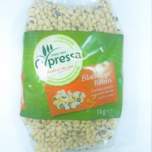 Cypressa Black Eye Beans 1kg