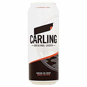 Carling Orginal Lager Beer 500ml