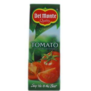 Del Monte Tomato Juice 1Lt