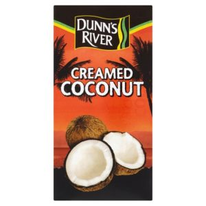 Dunn's River Creamed Coconut 200g