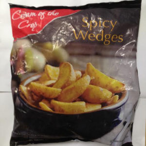 Cream of the Crop Spicy Potato Wedges 680g