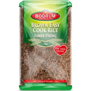 Bodrum Brown Easy Cook Rice 1Kg