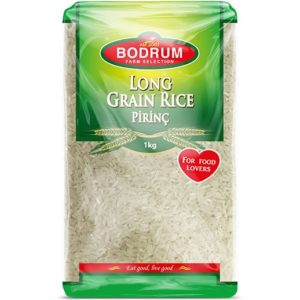 Bodrum Long Grain Rice 1Kg