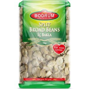 Bodrum Split Broad Beans 800g