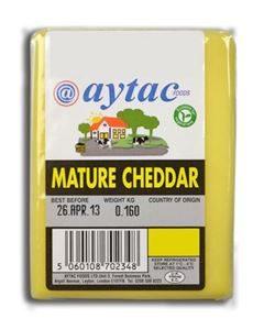 Aytac Mature Cheddar 145g