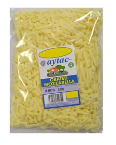 Aytac Grated Mozeralla 170g
