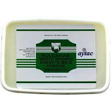 Aytac Bulgarian White Sheep's Milk Cheese 400g