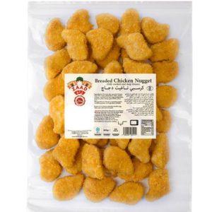 Zaad Breaded Chicken Nugget 750g