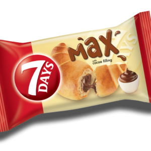 7days Croissant Double Max Cocoa Filling 80g