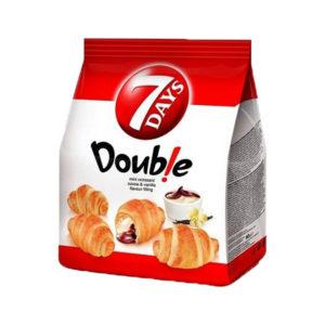 7days Mini Croissant Double Cocoa & Vanilla 185g