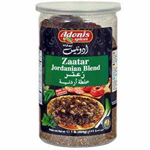 Adonis Spices Zaatar Mix Jordanian Style 454g