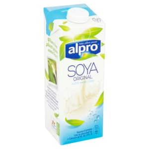 Alpro Soya Subtle Sweet Taste 1Lt