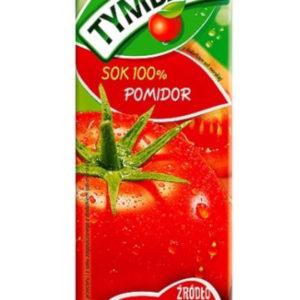 Tymbark Juice 100% Tomato 1Lt