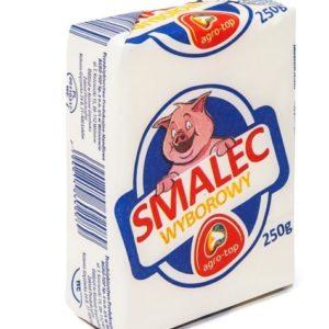 Agro-Top Smalec Wyborowy  Kostka 250 g