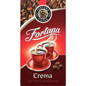 Fortuna Crema Coffee 250g