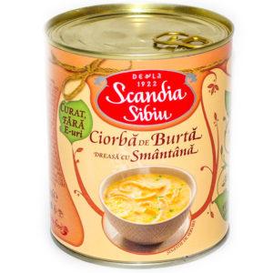 Scandia Sibiu Tripe Soup With Sour Cream 400g