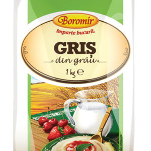 Boromir Wheat Semolina 500g
