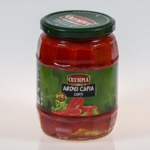 Olympia Roasted Red Peppers 720ml