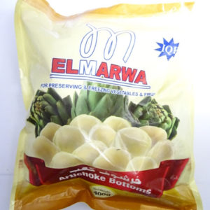 Elmarwa Artichoke Bottoms 400g