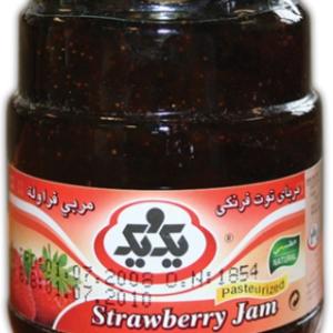1&1 Strawberry Jam 400g