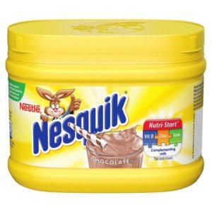 Nestle Nesquik Chocolate Flavour 300g