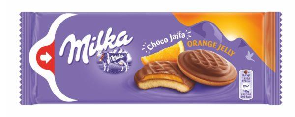 Milka Choco Jaffa Orange Jelly 147g Nw Market