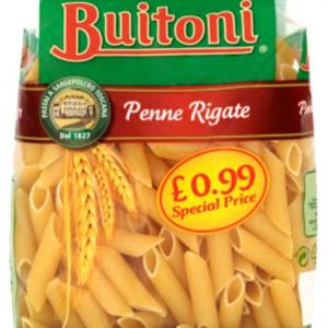 Buitoni Penne Rigate Pasta 400g