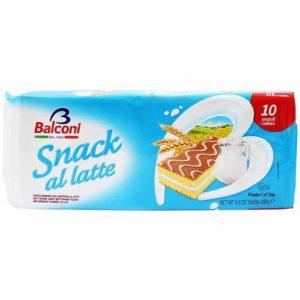 Balconi Mix Max Snack al Latte 280g