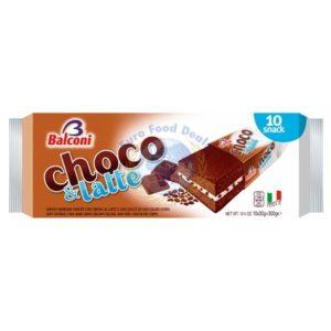 Balconi Choco & Latte 300g